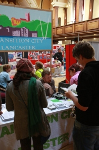Transition City Stall